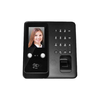 دستگاه تشخیص چهره کارت و اثر انگشت AP610