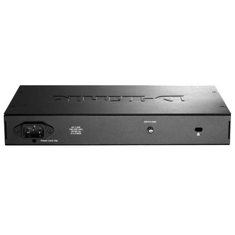 سوییچ 24 پورت گیگابیتی و دسکتاپ دی-لینکDGS-1024D