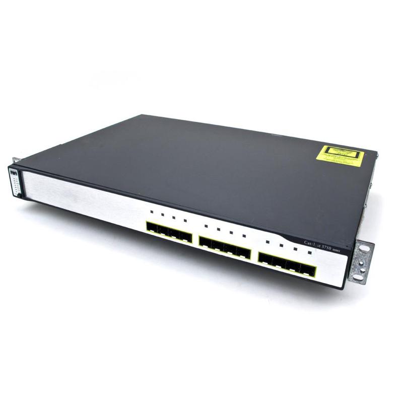سوئیچ شبکه سیسکو 24 پورت WS-C3750G-24TS-S1u