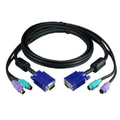 کابل شبکه KVM TCD-118