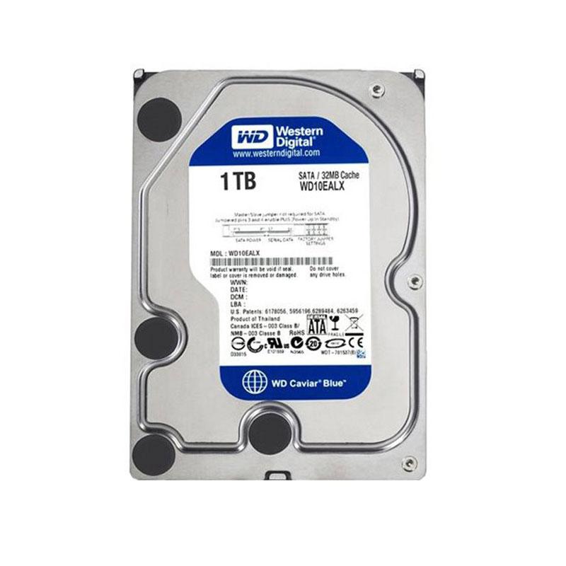 هارد دیسک اینترنال وسترن دیجیتال 1 ترابایت آبی WD10EZEX
