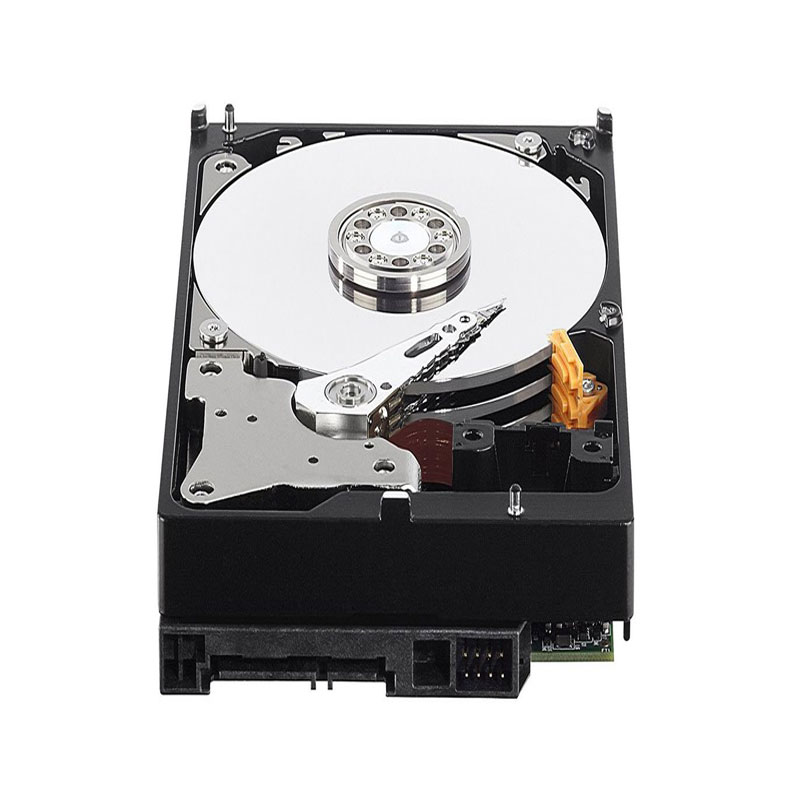 هارد دیسک اینترنال وسترن دیجیتال 2 ترابایت قرمز WD20EFRX