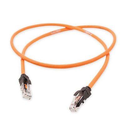 کابل شبکه پچ کورد CAT6 نگزنس به طول 1 متر