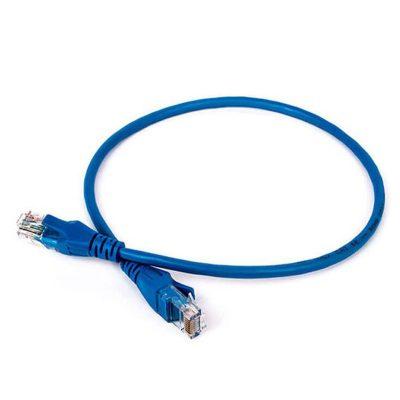 کابل شبکه پچ کورد CAT6 نگزنس به طول 0.5 متر