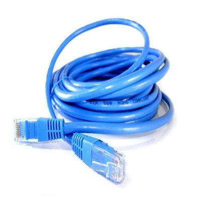 کابل شبکه پچ کورد CAT6 نگزنس به طول 5 متر