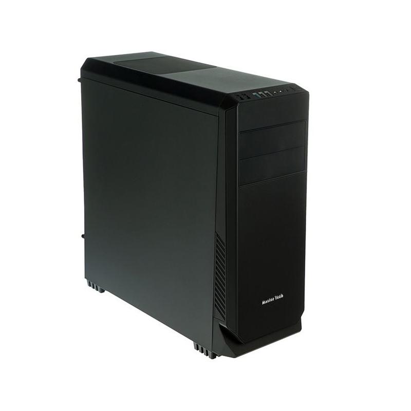 Master Tech ALPHA FLAT METAL Computer Case