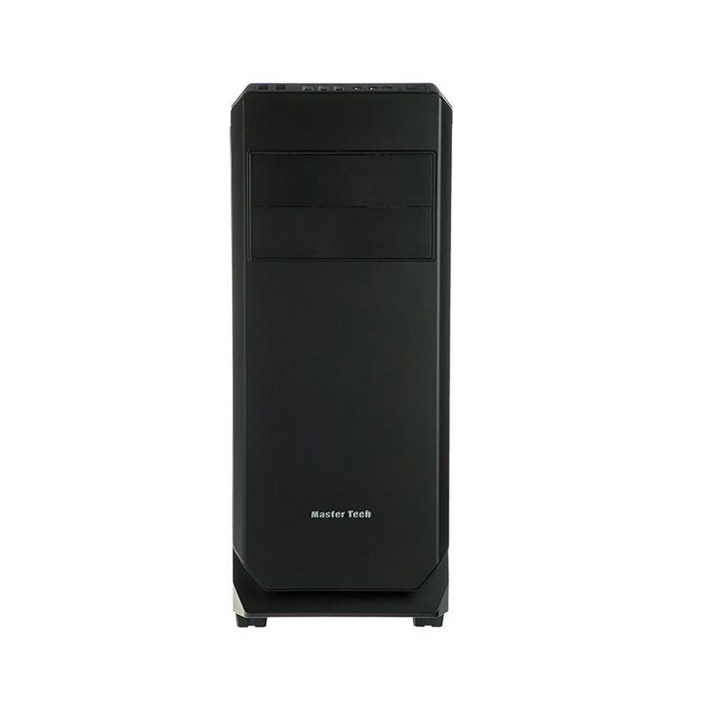 کیس کامپیوتر مستر تک ALPHA FLAT METAL