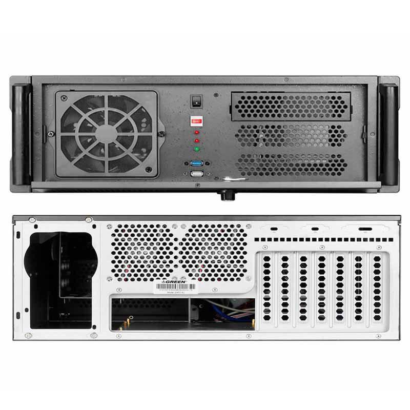 کیس سرور گرین مدل G450-4U Rackmount
