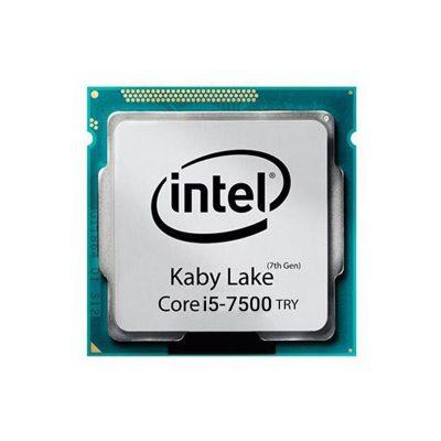 پردازنده اینتل کبی لیک i5-7500 فرکانس 3.4 گیگاهرتز