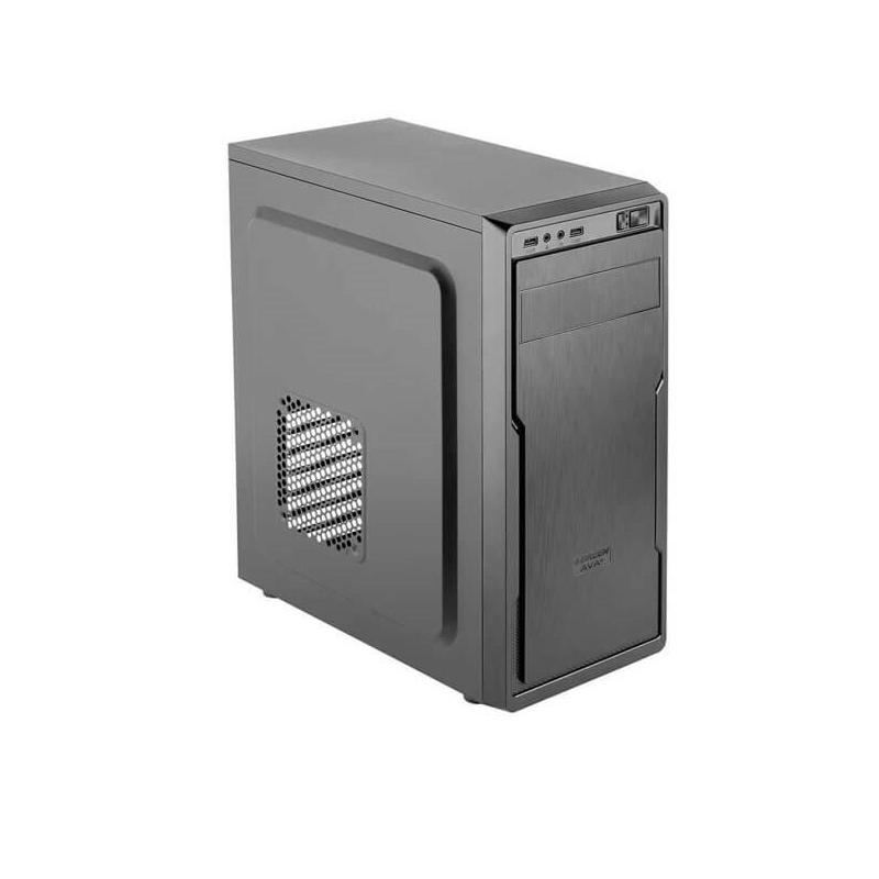 Green AVA Plus Computer Case