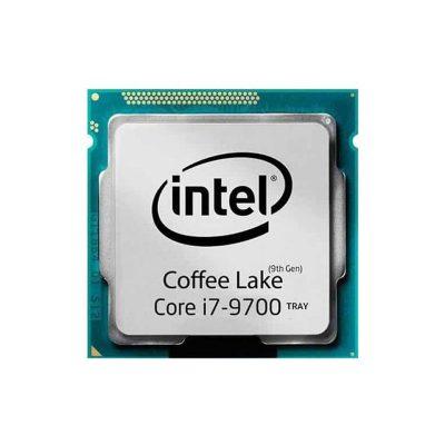 پردازنده کافی لیک اینتل کور i7-9700 بدون جعبه