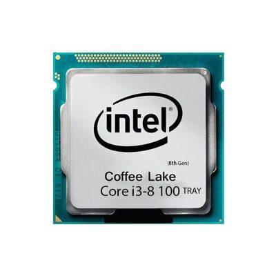 پردازنده اینتل کافی لیک Core i3-8100 سوکت 1151
