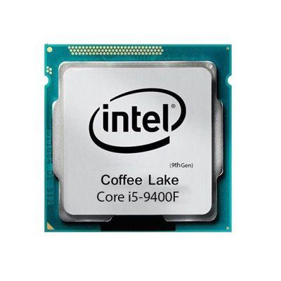 پردازنده اینتل کافی لیک Core i5-9400F سوکت 1151
