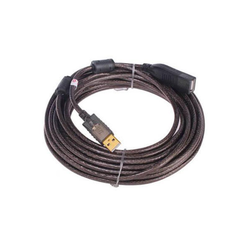 کابل افزایش طول 15 متری USB2