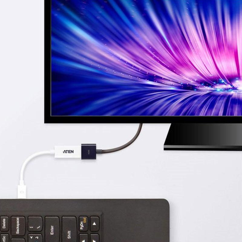 مبدل آتن miniDsiplay به HDMI مدل VC980