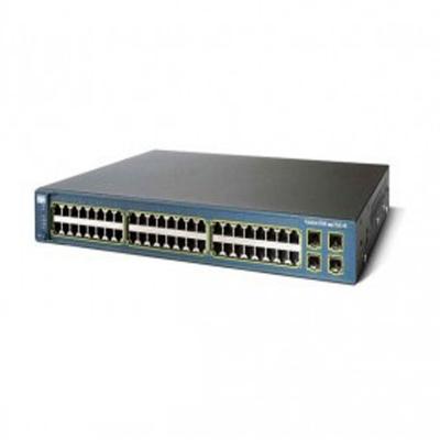 سوئیچ شبکه 48 پورت سیسکو WS-C3560G-48PS-E