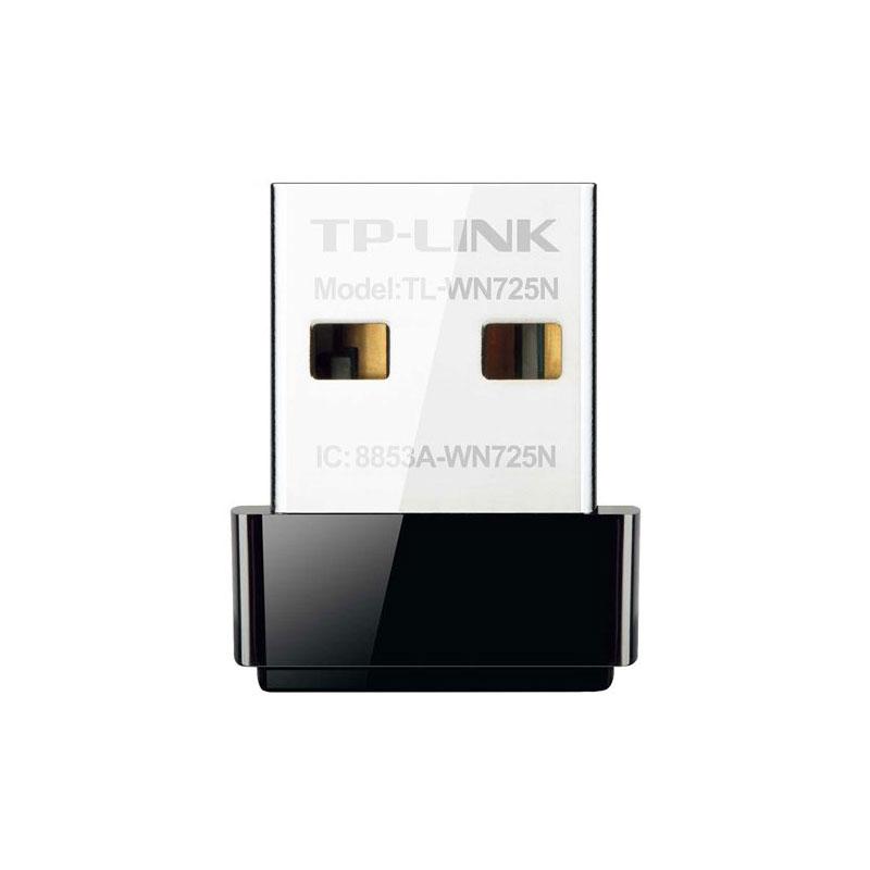 کارت شبکه USB بی سیم N150 Nano تی پی-لینک TL-WN725N