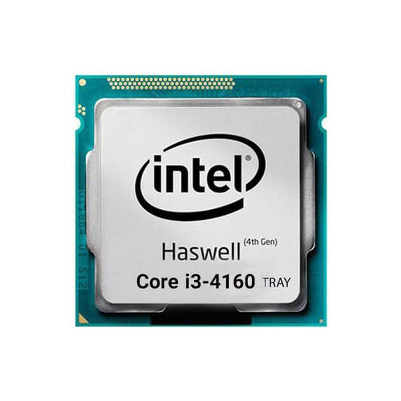 پردازنده اینتل هسول Core i3 4160 سوکت 1150 بدون جعبه