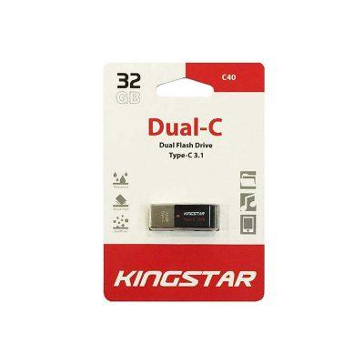 خرید فلش مموری کینگ استار مدل 32GB - C40