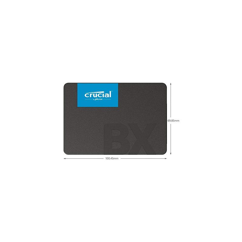 حافظه SSD کروشیال ظرفیت 1000GB