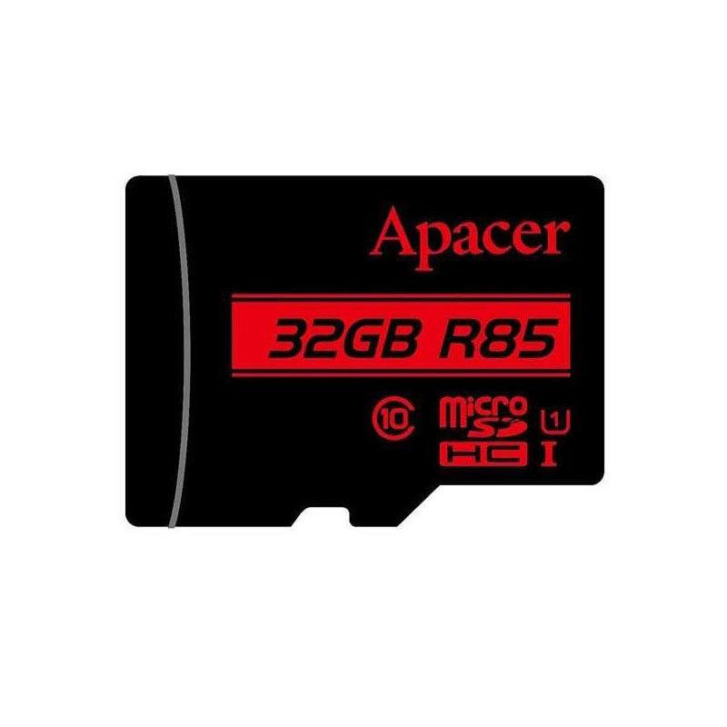 کارت حافظه microSDHC اپیسر AP32G ظرفیت 32 گیگابا