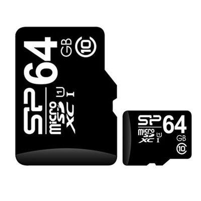 کارت حافظه microSDHC سیلیکون پاور مدل Elite ظرفیت 64 گیگابایت