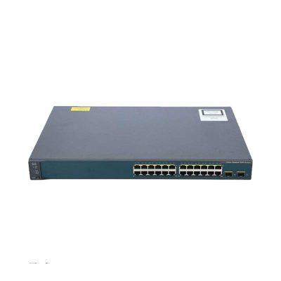 سوئیچ شبکه 24 پورت WS-C3750V2-24TS-S