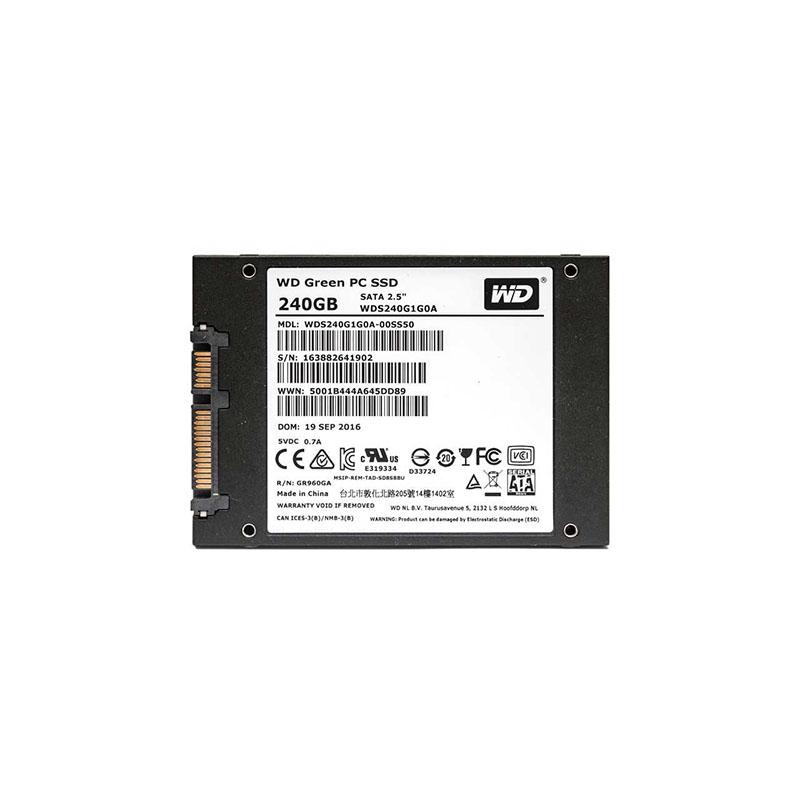 SSD وسترن مدل WDS240G1G0A