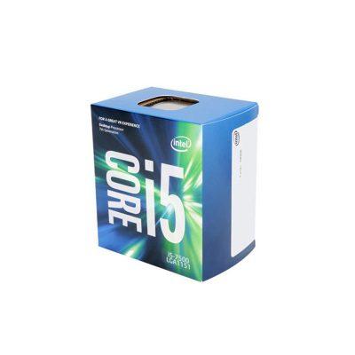 سی پی یو اینتل Core i5-7500