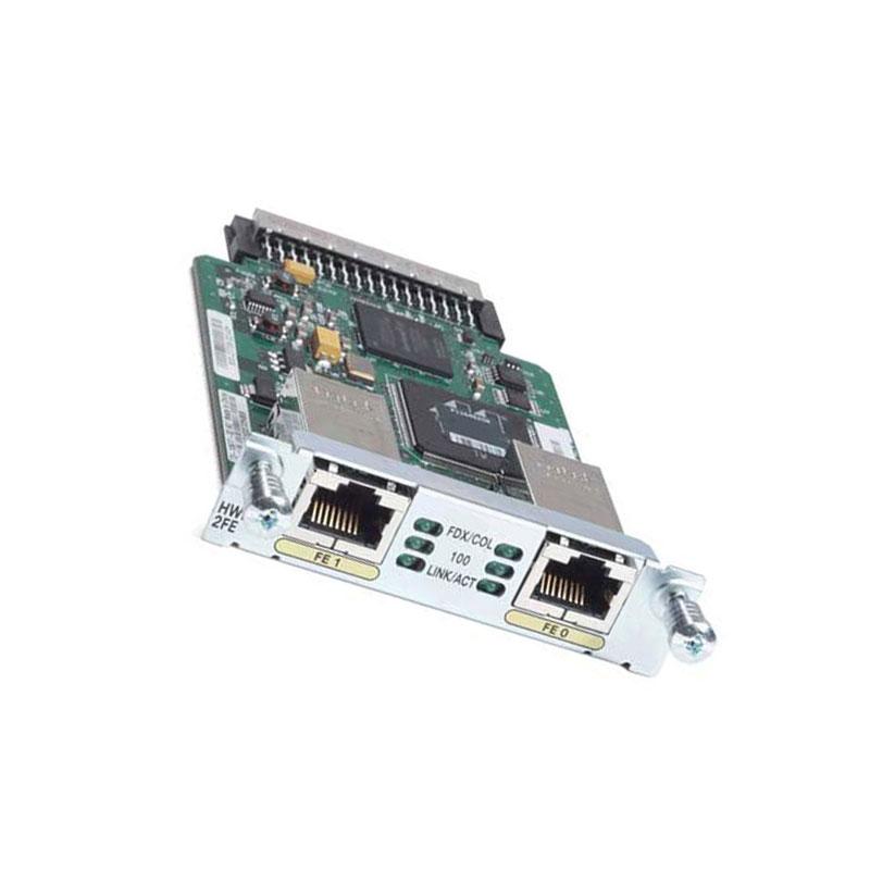 ماژول شبکه سیسکو HWIC-2FE