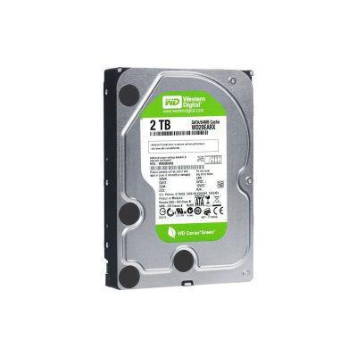 هارد وسترن دیجیتال Green 2TB WD20EZRX