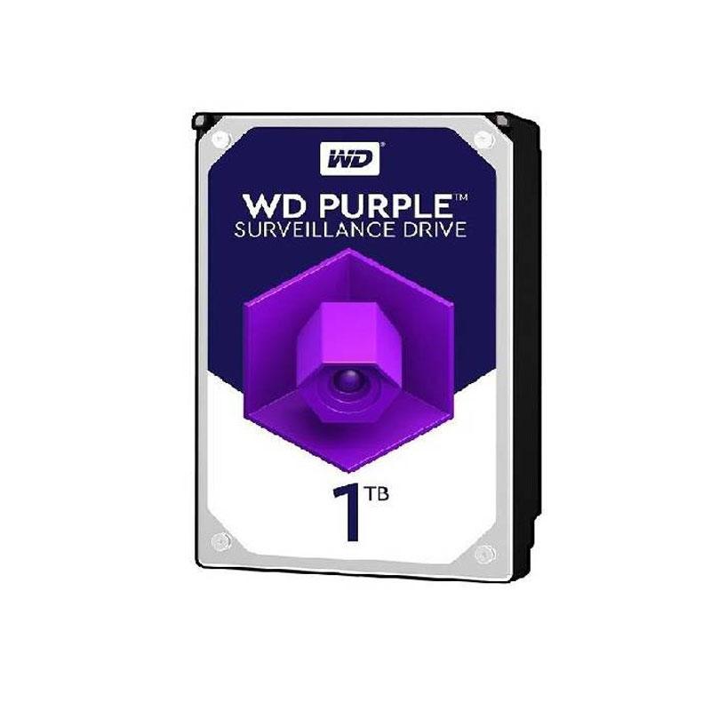 هارد وسترن دیجیتال Purple WD10PURZ 1TB