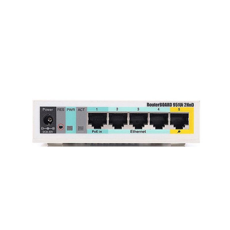 اکسس پوینت میکروتیک RB951Ui-2HnD