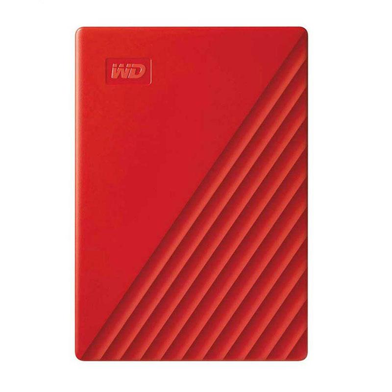 هارد اکسترنال وسترن دیجیتال مدل My Passport WDBYvg0020BBK ظرفیت 2 ترابایت