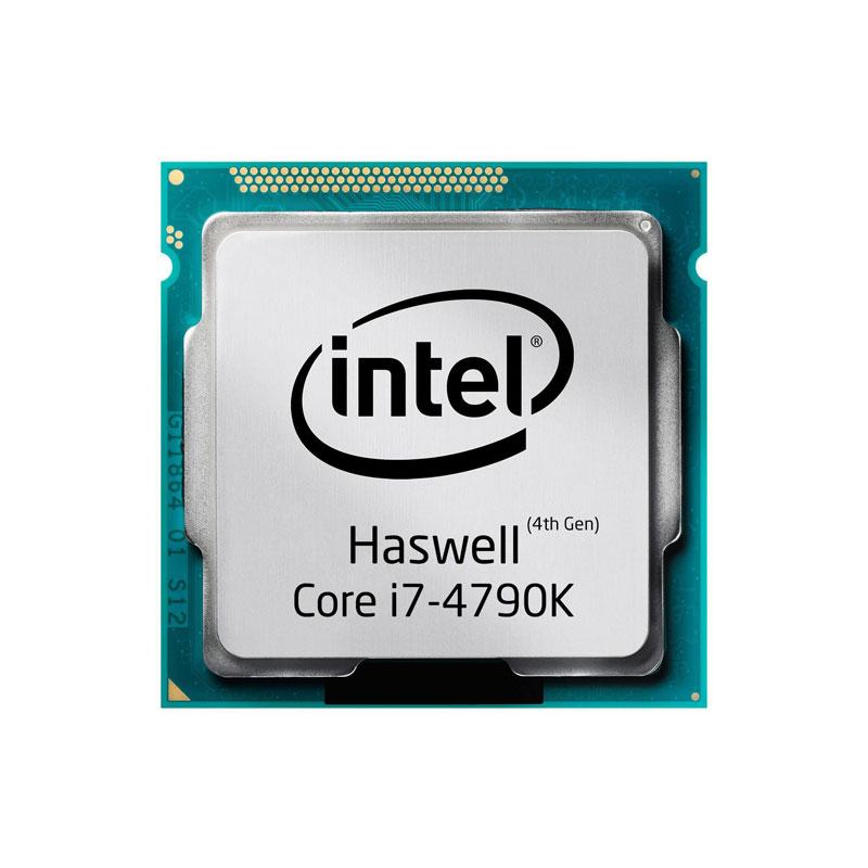 سی پی یو اینتل Core i7-4790K
