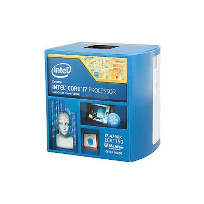 پردازنده اینتل Core i7-4790K