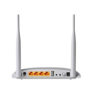 مودم روتر VDSL/ADSL بیسیم 300Mbps تی پی-لینک مدل TD-W9970