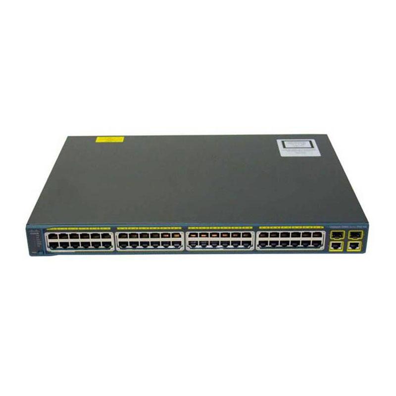 سوئیچ شبکه سیسکو 48 پورت WS-C2960-48PST-L
