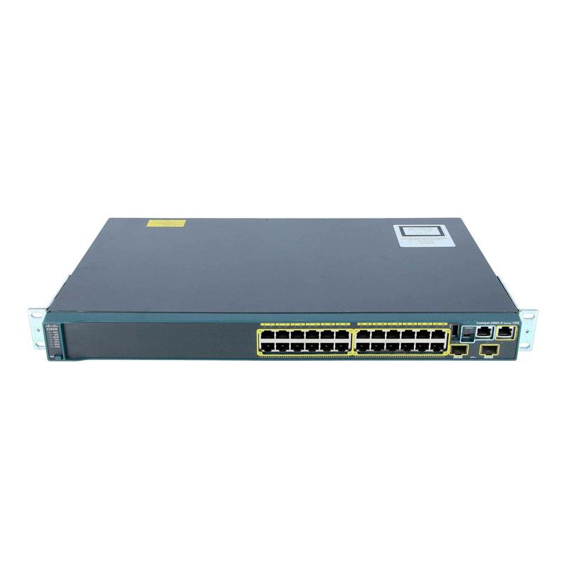سوئیچ شبکه مدیریتی سیسکو WS-C2960S-24TD-L 24-Port