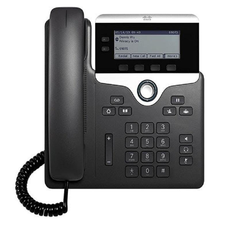تلفن تحت شبکه سیسکو cp-7821-3pcc-k9