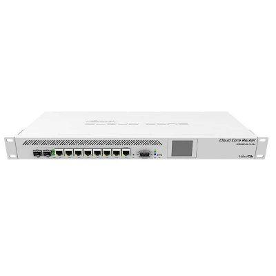 روتر شبکه میکروتیک CCR1009 7G 1c 1s+