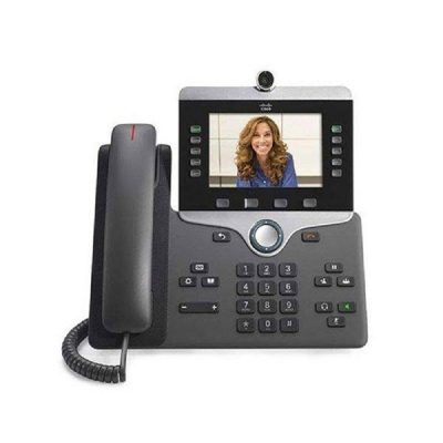 تلفن تحت شبکه cp-8845-3pcc-k9